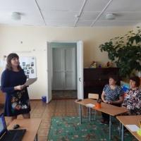 Фотоотчет о деловой игре с педагогами «Патриоты России»