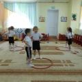 Роль подвижной игры в физическом развитии ребёнка-дошкольника