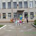 Летний праздник «Детство— это я и ты!»— старшая группа.