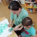 Фотоотчет «Цикл занятий по использованию нетрадиционных техник рисования на занятиях по изобразительной деятельности»