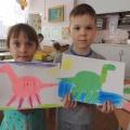 Музейная педагогика в детском саду «Мини-музей экспериментариум «Динозаврия»