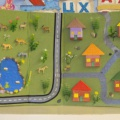 Игра-квест по правилам дорожного движения для детей подготовительной группы