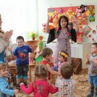 Использование малых фольклорных форм как условие развития речи детей младшего дошкольного возраста