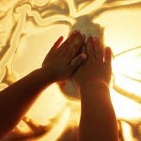 Серия занятий по песочной терапии для детей раннего возраста «Раз, два, три, четыре, пять— я с песком иду играть»