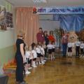 Сценарий спортивного праздника в семейном спортивном клубе с участием детей старшей группы и их родителей