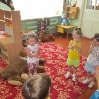 День рождения Даши. Фотоотчет о дне рождения в детском саду