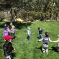 Прогулка с детьми младшей группы «Прогулка в весеннем парке»