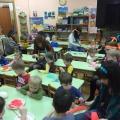Мастер-класс для родителей и детей «Посиделки на Масленицу»