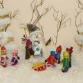 Мультфильм своими руками «Новогодние превращения»