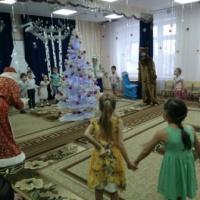 Мероприятие «Прощание с Новогодней ёлочкой»
