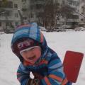 Рассказ «Зимние забавы» для детей дошкольного и младшего школьного возраста.