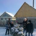 Фотоотчёт о тематической прогулке «Чудесное дерево» для детей 4 ГПД с ОВЗ
