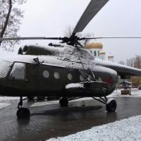 Фотоочерк «Кантемировский музей военной техники под открытым небом»