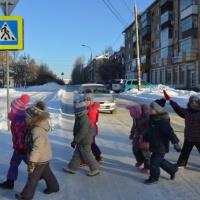 Воспитание у детей навыков дорожной безопасности