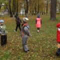 «Чудеса природы». Экскурсия в «Осенний парк» дети подготовительной группы