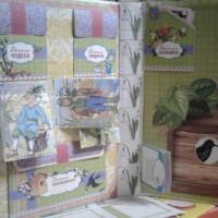 Лэпбук «Весна» для дошкольников