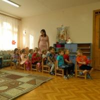 Конспект открытого занятия для детей 2–3 лет «В гости к бабушке Матрёне»
