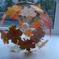 Мастер-класс. Осенние шары для украшения зала.