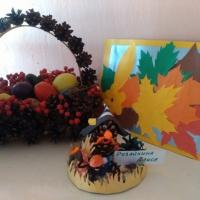 Поделки «Дары Осени»