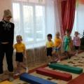Спортивное развлечение «Путешествие в страну здоровья» (младшая группа)