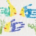 Нетрадиционная техника рисования как средство развития творческих способностей у детей в детском саду