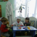 Открытый показ— сюжетно-ролевая игра «Больница». Вторая младшая группа.