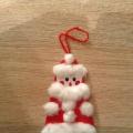 Елочная игрушка «Дед Мороз»