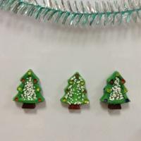 Мастер-класс по изготовлению магнитиков «Елочка к Новому году и Рождеству»