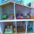 Игровое дидактическое пособие-макет «Кукольный домик»