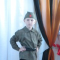 Фотоотчет «День Победы в нашем детском саду»