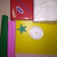 Мастер-класс по изготовлению открытки к 23 февраля в подготовительной группе «Нашим папам»