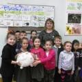 «Овечки на весеннем лугу». План-конспект занятия в кружке по нетрадиционному рисованию «Маленький художник» для детей 5–7 лет