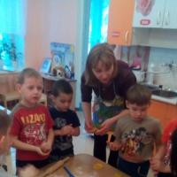 Конспект занятия «Святки-колядки» в детском саду