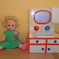 Умывальник для кукол своими руками