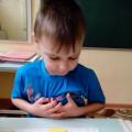 Проект «Буквы гласные мы знаем, без труда их называем» в группе для детей 6–7 лет с тяжелыми нарушениями речи