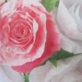Мастер-класс «Шар из роз»