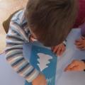 «Зима». Конспект интегрированного занятия по ИЗО для детей второй младшей группы