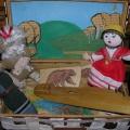 Выставка «Музей в чемодане», посвященная юбилею музея «Крестьянская изба»