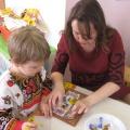 Конспект творческой мастерской с детьми подготовительной группы и их родителями