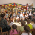 Досуг «Путешествие по сказкам К. И. Чуковского» для детей подготовительной группы