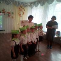 Фотоотчет фестиваля детских проектов «Я познаю мир»