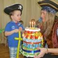 Сценарий дня рождения в пиратском стиле «Сокровища удава Джо» (вторая младшая группа)