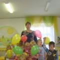 Досуг для детей по ПДД для средней группы «Веселый светофор»