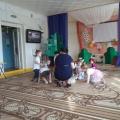 Конспект НОД по экологическому воспитанию «Встреча с лесом и его обитателями» для детей первой младшей группы