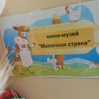 Мини-музей молока «Молочная страна»