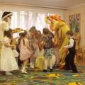 Сценарий осеннего праздника в средней группе «Осень— русская краса»