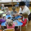 Конспект занятия по лепке «Новогодние черепашки» для детей ясельной группы