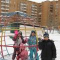 Детско-родительский образовательный проект «Зимняя сказка»