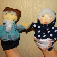 Мастер-класс «Изготовление куколбибабо»