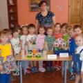 Фотоотчет о неделе лего в детском саду